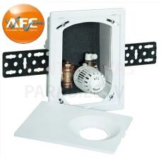 Heimeier temperatūras kontroles bloks AFC Multibox Eclipse RTL