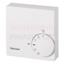 Heimeier istabas termostats bez režīma pazemināšanas temperatūru 230V