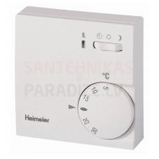 Heimeier istabas termostats ar temperatūras pazemināšanas režīmu 230V