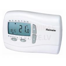 Heimeier istabas termostats P 230V ar pulksteņa mehānismu