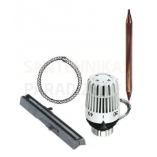 Heimeier termostata galva K 20-50°C ar siltumu vadošu bāzi un spirāles atsperi