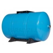 PUMPLUS spiedkatls 80 litri horizontāls 3 gadu garantija