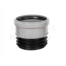 Htplus iekšējā kanalizācijas redukcijas nogrieztai caurulei Ø 100 (110)/100 (110) mm