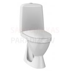 JIKA WC tualetes pods SCANDIA bez vāka (horizontalais izvads)