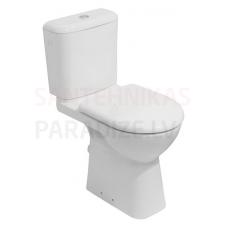 JIKA WC tualetes pods DEEP bez vāka un kastes (vertikalais izvads)