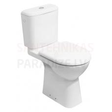 JIKA WC tualetes pods DEEP bez vāka un kastes (horizontalais izvads)