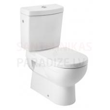 JIKA WC tualetes pods MIO bez vāka un kastes (universalais izvads)