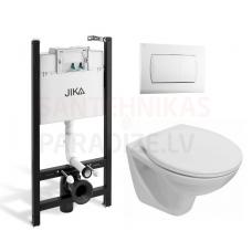 WC DINO piekaramā WC poda komplekts