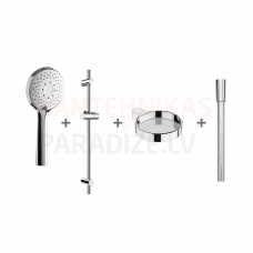 Dušas komplekts CUBITO-N, 130x130 mm