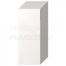 Cubito n pusaukštė spintelė, 1 durelės (lankstai kairėje), 2 stiklinės lentynėlės