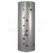 JOULE ūdens sildītājs TWIN SOLAR INOX 200 litri (3kW 1F) vertikāls