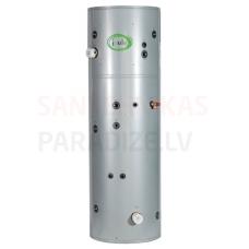 JOULE ūdens sildītājs siltumsūkņiem TANK ON TANK 200/90 litri (2x3kW 230V) vertikāls