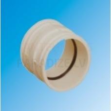 Magnaplast KG kanalizācijas aizsargčaula iestrādei sienā Ø 100 (110)/100 (110) mm PVC – ārējās