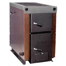 Tērauda centrālapkures katls - plīts virtuvei RMC 12 kW