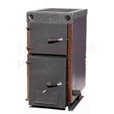Tērauda centrālapkures katls - plīts virtuvei RMC 7 kW