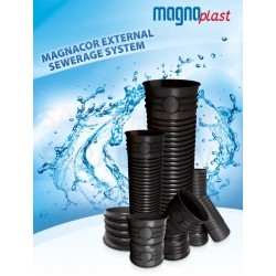 Magnaplast outdoor sewage Magnacor