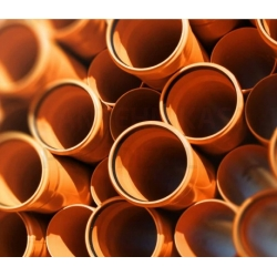 Magnaplast kanalizācija ārējā - PVC caurules