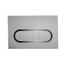 Ravak sienā iebūvējama poda poga Chrome (satīns)