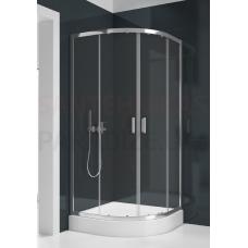 New Trendy dušas kabīne rūdīts stikls SUVIA 80x80x200