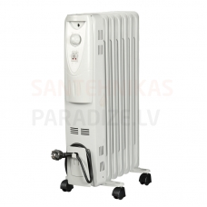 Opal eļļas radiators 1500W