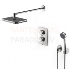 Oras thermostatic shower faucet with shower set OPTIMA 7139