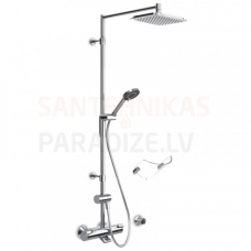 Oras thermostatic shower faucet with shower set OPTIMA 7193U