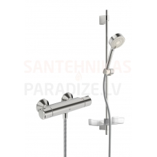 Oras thermostatic shower faucet with shower set NOVA