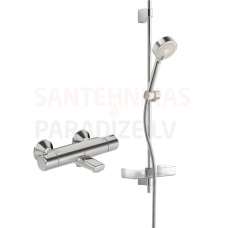 Oras thermostatic bathtub faucet with shower set NOVA