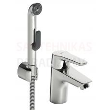 Oras izlietnes jaucējkrāns SAGA 3912F ar bidē dušu