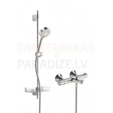 Oras termostatinis dušo maišytuvas su dušo komplektu SAFIRA 1348U