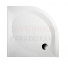 PAA ART RO80 R550 akmens masas dušas paliktnis ar paneli 800x800