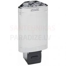 Pirts krāsns HARVIA Delta E, elektriskā, 3,6kW, 400V (bez regulātora)