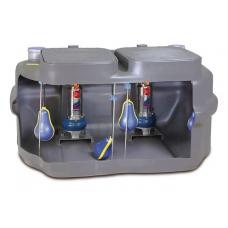Pedrollo uzkrāšanas un pacelšanas stacija (kanalizācijas stacija) SAR550-VXM15/50