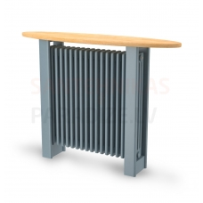 Column radiator PURMO Delta Bar 18 1090x1000x224