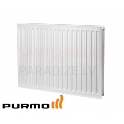 Radiatori PURMO Hygiene Compact H sānu pieslēgums