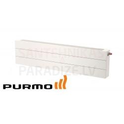 Konvektori PURMO Narbonne VT grīdas pieslēgums