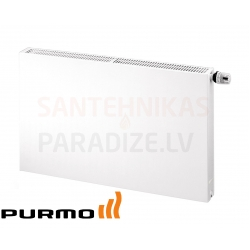 Radiators PURMO Plan Ventil Compact FCV floor connection