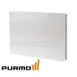Radiators PURMO Plan Ventil Hygiene FHV floor connection