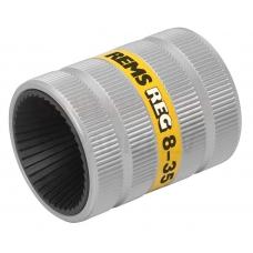 REMS ārējais/iekšējais cauruļu grātes REG  8-35