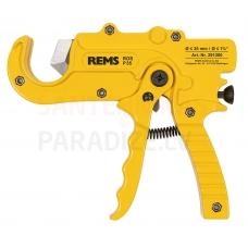 REMS cauruļu šķēres ROS P 35