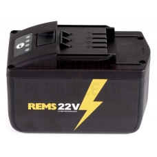 REMS akumulators Power-Pack 22V,2,5Ah/230V,90W