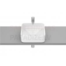 Izlietne Inspira Square, 370x370 mm, balta Fineceramic®