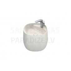 Izlietne Beyond, 460x470 mm, h=380 mm, beige Fineceramic®
