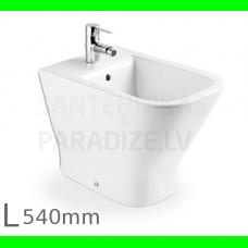 Bidē The Gap Compact, 350x540 mm, balts