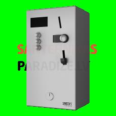 SANELA monētu un žetonu automāts 1-3 dušām, interaktīvā vadība, dušu izvēlas lietotājs