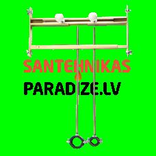 SANELA montāžas rāmis pisuāram DOMINO