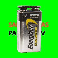 SANELA sārmu baterija Krona, 9V