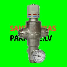 """SANELA Termostatiskais ventilis 3/4"""" (43 l/min.)"""