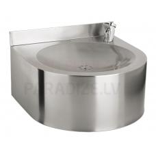 SANELA nerūsejošā tērauda dzeramā ūdens strūklaka SLUN 62