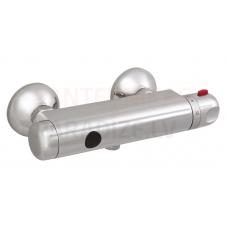 SANELA sienas uzstādīta termostatiskā dušas vadība SLS 03S 24V